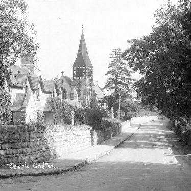 Temple Grafton.  Church