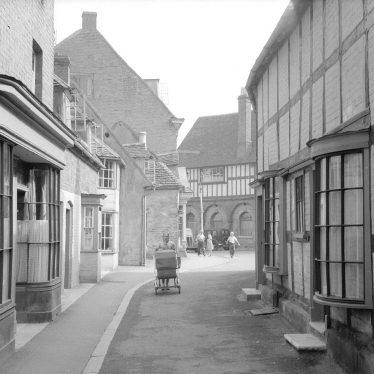 Alcester.  Butter Street