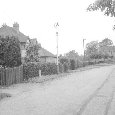 Alcester.  Seggs Lane