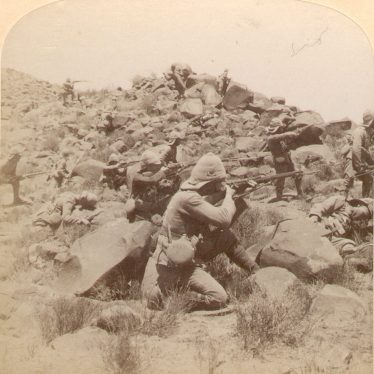 Warwickshire Regiment in South Africa