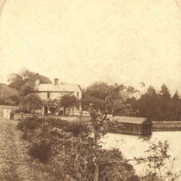 Atherstone.  Reservoir