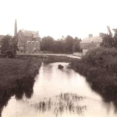 Bidford on Avon.  Broom Mill