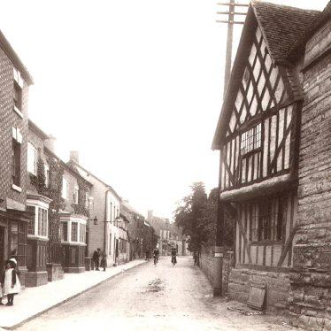Bidford on Avon.  High Street