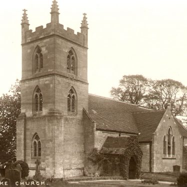 Budbrooke.  St Michael's Church