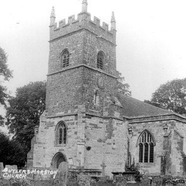 Pillerton Hersey.  St Mary's Church