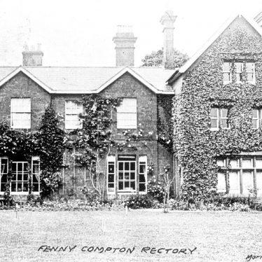 Fenny Compton.  Rectory