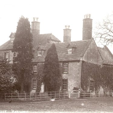 Harbury.  Harbury House