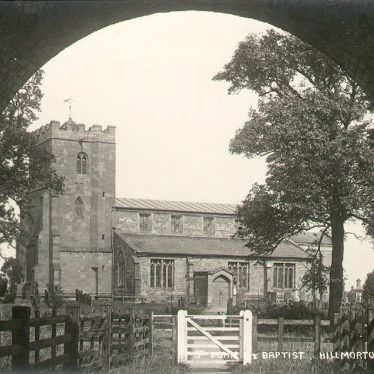 Hillmorton.  Church