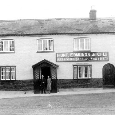 Bubbenhall.  Three Horseshoes public house