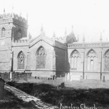 Kineton.  Church