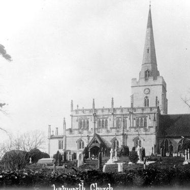Lapworth.  Church