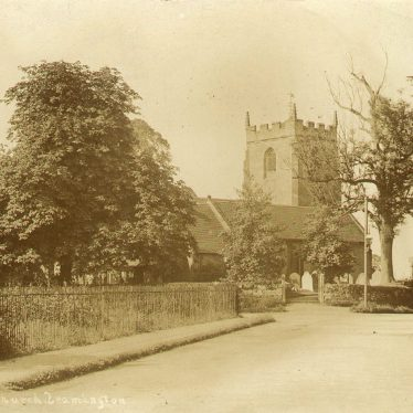 Lillington.  Church
