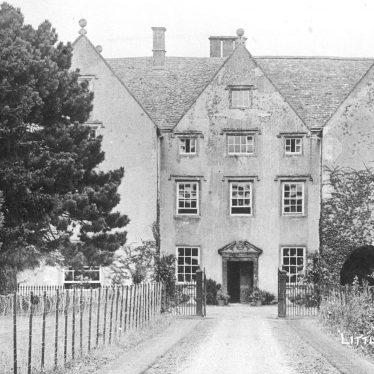 Little Compton.  Manor House