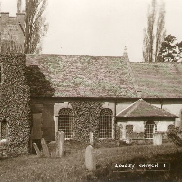 Loxley.  Church