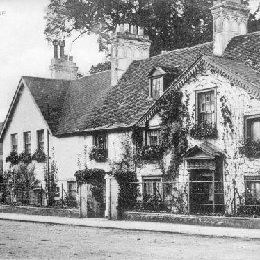 Moreton Morrell.  Moreton House