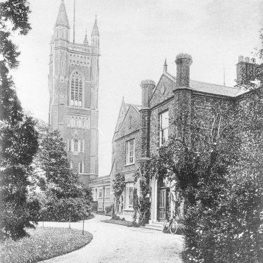 Princethorpe.  Priory
