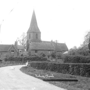 Radway.  Church