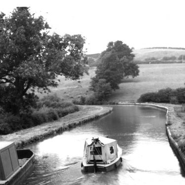 Napton on the Hill.  Oxford Canal