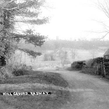 Radway.  Hill Ground