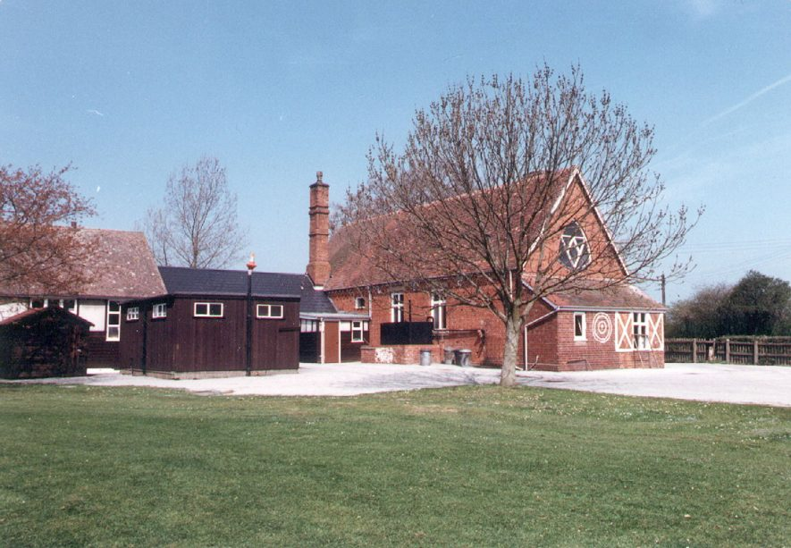 Rowington Church of England Primary School.  1986 |  IMAGE LOCATION: (Warwickshire County Record Office)