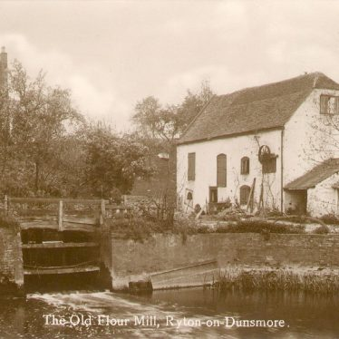 Ryton on Dunsmore.  Old Flour Mill