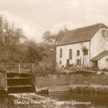 Ryton on Dunsmore.  Old Flour Mill