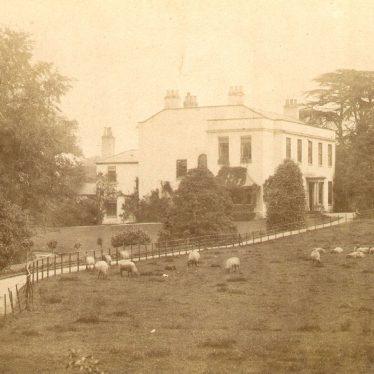 Sherbourne.  Morville House