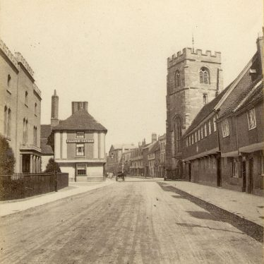 Stratford upon Avon.  Church Street