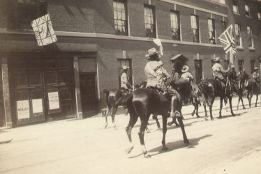 Memories of Warwick, Leamington, and Returns From the Boer War