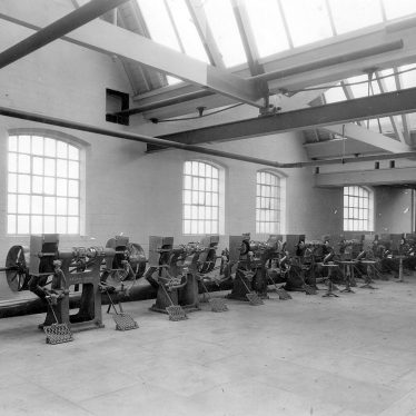 Bedworth.  Hat factory machinery