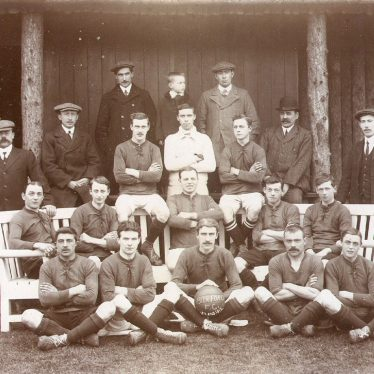 Barford.  Football Club Team