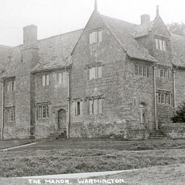 Warmington Manor.