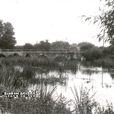 Welford on Avon.  Binton Bridges