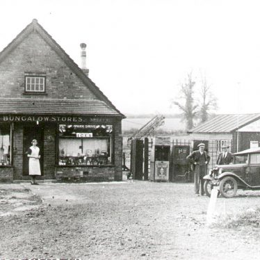 Wilmcote.  Stores