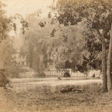 Warwick. Saxon Mill