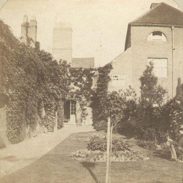 Warwick.  Seymour's House