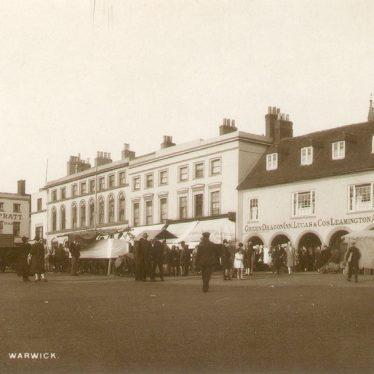 Warwick.  Market Square