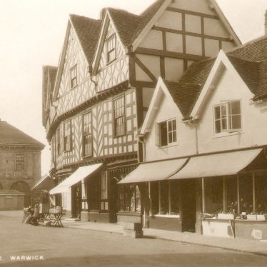Warwick.  Old Market Square