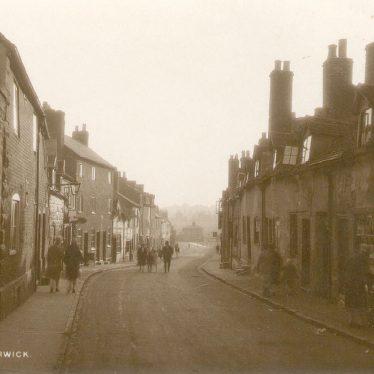 Warwick.  Friar's Street