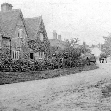 Clifton upon Dunsmore.  Old Hall