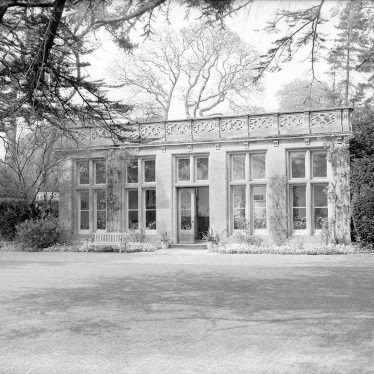 Charlecote Park, Orangery