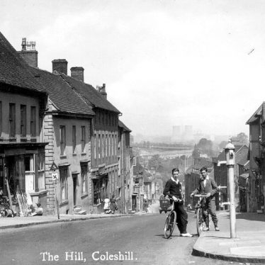Coleshill.  Hill