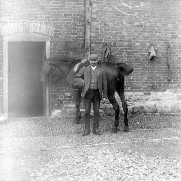 Clifford Chambers.  Seth Smith, blacksmith