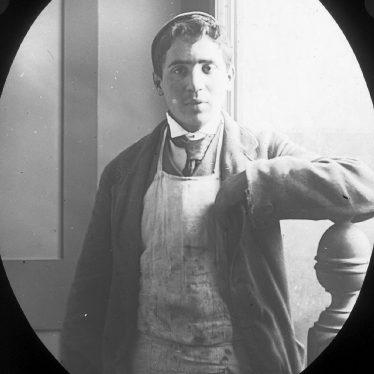 Clifford Chambers.  Mr. Charles Mulliss