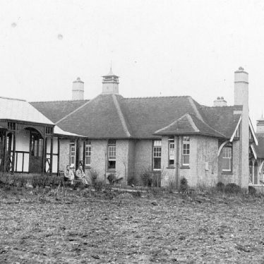 Coleshill.  St Gerards Hospital