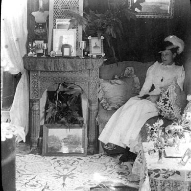 Clifford Chambers.  House interior