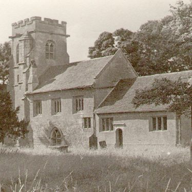 Baddesley Clinton.  St Michael's Church