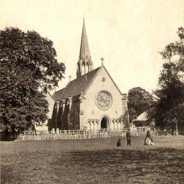 Charlecote.  St Leonard's Church