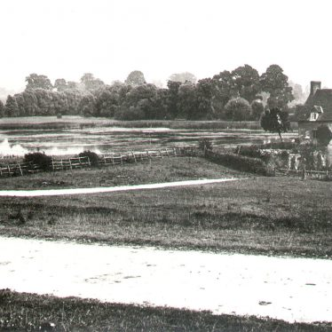 Chesterton.  Mill pool