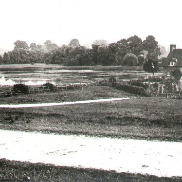 Chesterton.  Mill pool